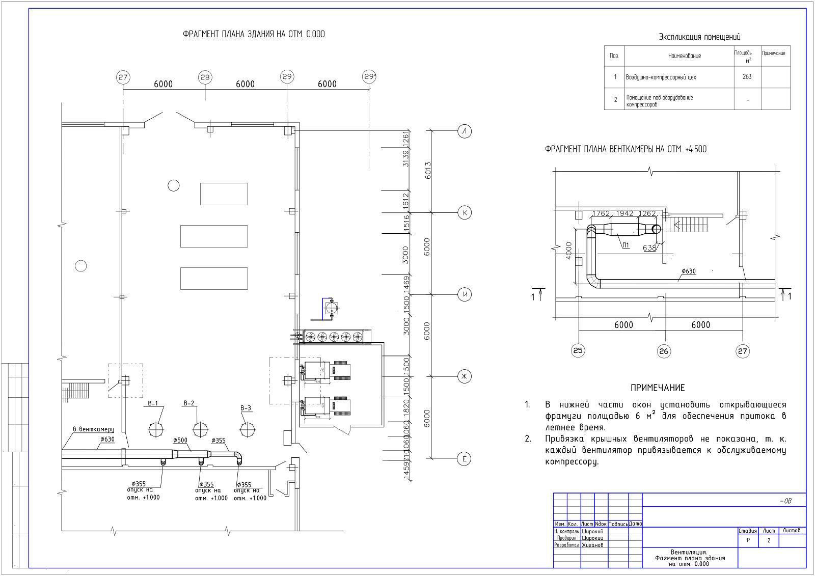 Проектирование систем отопления и вентиляции